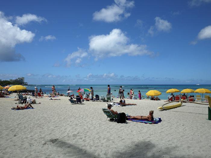 ペキニーズ Blog-白ペキニーズ シロ♂ & 白黒ペキニーズ クロ♀のフォトブログ-2013.6.2.Hawaii.2