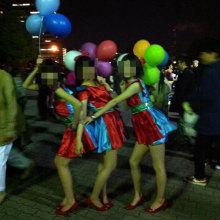 $ペキニーズ Blog-白ペキニーズ シロ♂ & 白黒ペキニーズ クロ♀のフォトブログ-2012.5.1.PERFUME